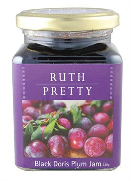 Black Doris Plum Jam