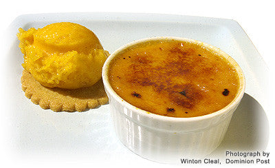 BUTTERSCOTCH CREME BRULEE