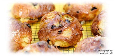 CORNISH SAFFRON BUNS