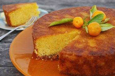 James Stapley's Orange and Almond Cake