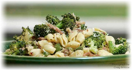ORIECCHIETTE WITH BROCCOLI
