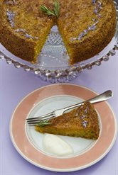 Rosemary & Lemon Cake