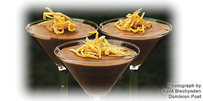 ROXBURGH CHOCOLATE MOUSSE