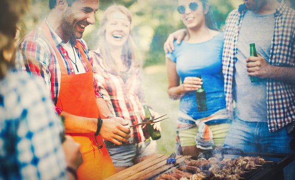 Barbecue Bonanza (but not only for blokes)