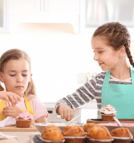 Kids in the Kitchen: Special Editions - Become a Muffin Monster