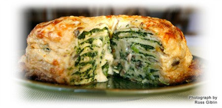SPINACH FILLING