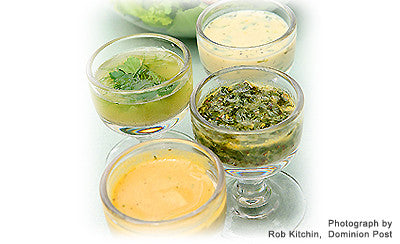 SUMMER HERB DRESSING