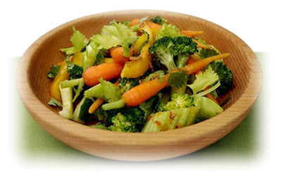 SUMMER VEGETABLE SALAD