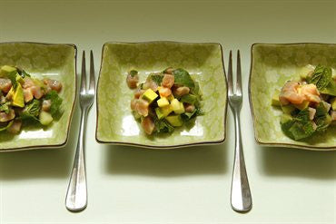 Tuna and Avocado Tartare