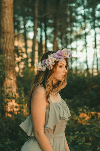WILD HEARTS FOREST & ROSE STYLED SHOOT