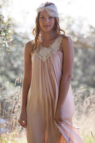 Romantic Bohemian Styled Shoot with Victor Bridesmaid Dresses