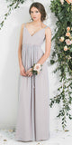 Quality Long Modern Bohemian Style Victor Bridesmaid Dress you will wear again