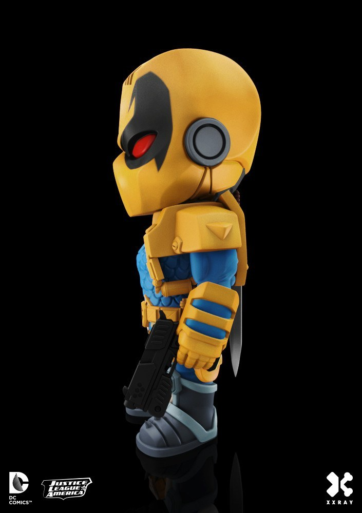 Art Figure - XXRAY Deathstroke