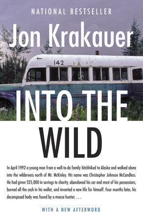 Into the Wild: Jon Krakauer
