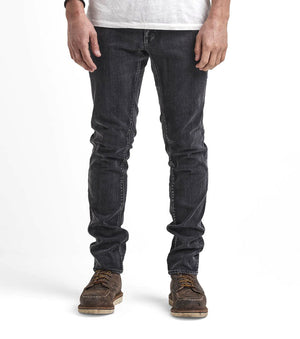 HWY 133 DENIM - WORN BLACK