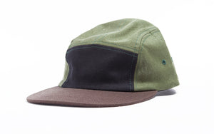 HAND MADE HEMP CAMPER CAP