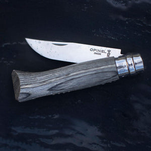 Opinel Birch No.8 Folding Knife