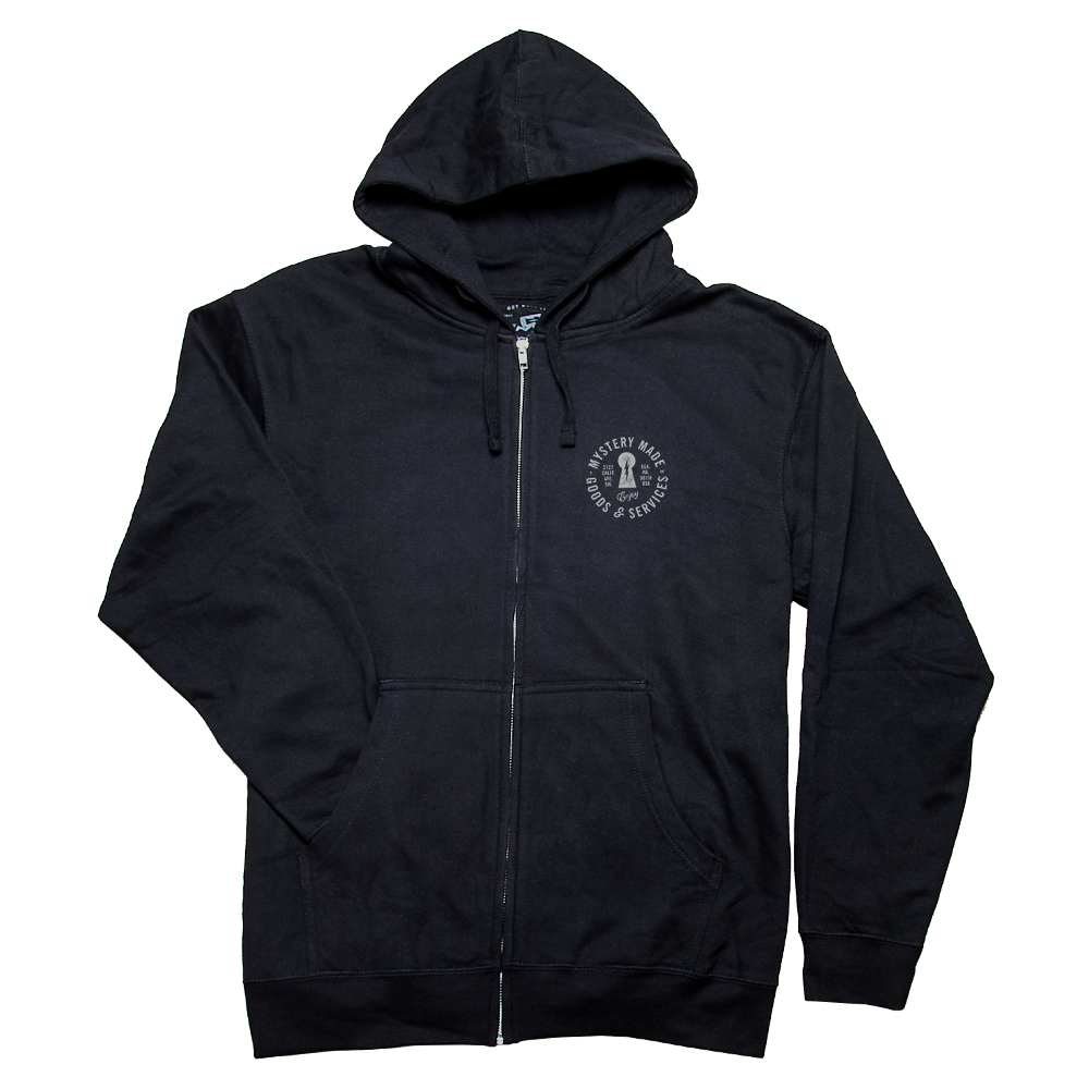 The Garage Zip-up Hoodie