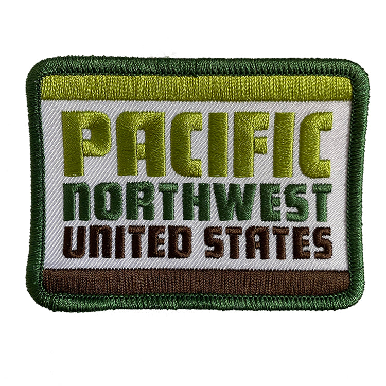 Pacific Northwest USA Patch