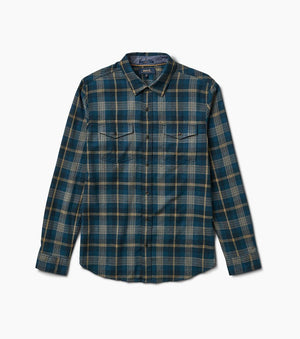 WANCH L/S BUTTON UP SHIRT