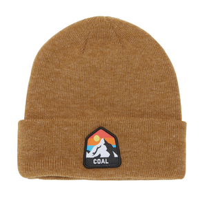 The Peak 'KIDS' Cuffed Mountain Beanie