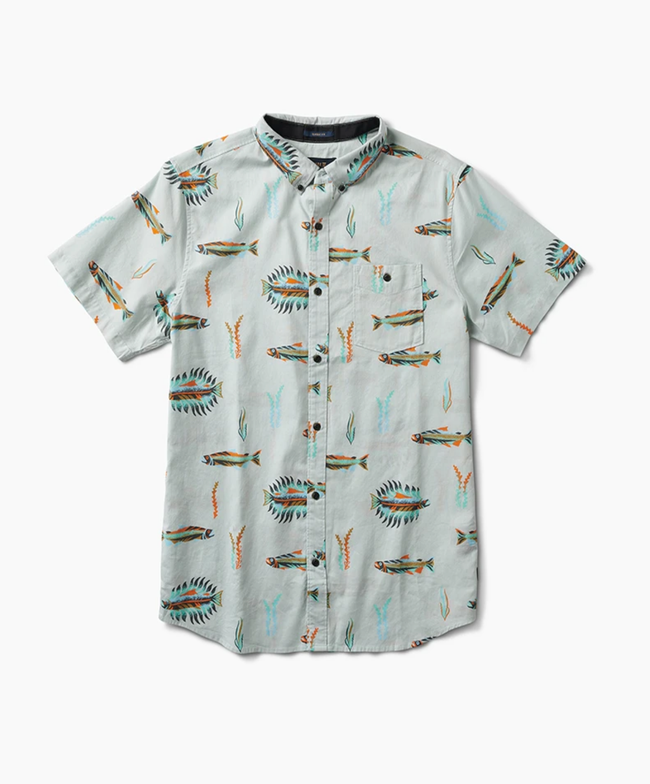 BAIT & SWITCH BUTTON UP SHIRT