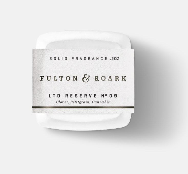 Fulton & Roark LTD RES NO.9: MEDICINE BOW