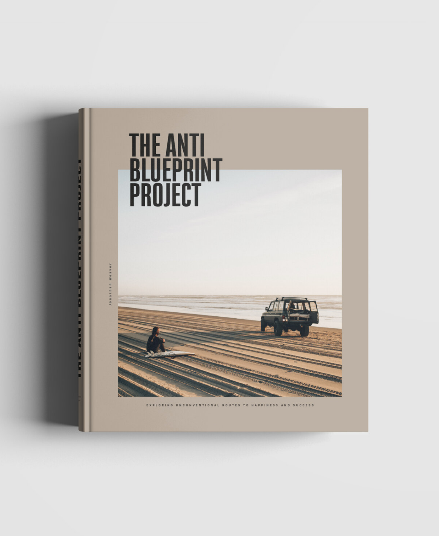 The Anti Blueprint Project Book