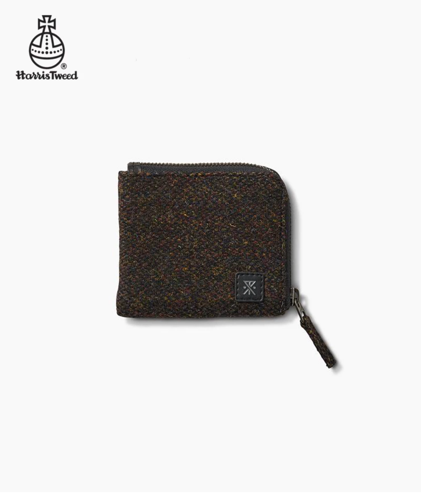Harris Tweed Dauner Wallet