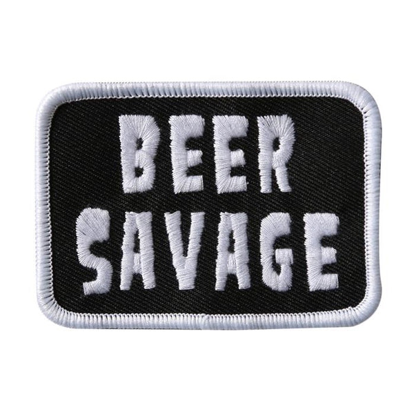 Beer Savage Patch