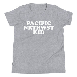 Youth PNW KID Short Sleeve T-Shirt