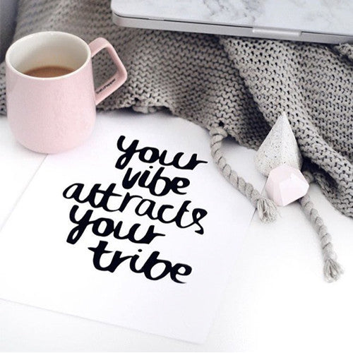Your Tribe Print