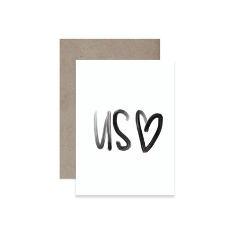 Us Greeting Card