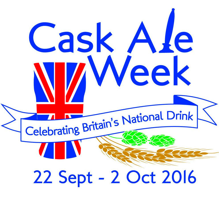 Celebrate Cask Ale Week with us!