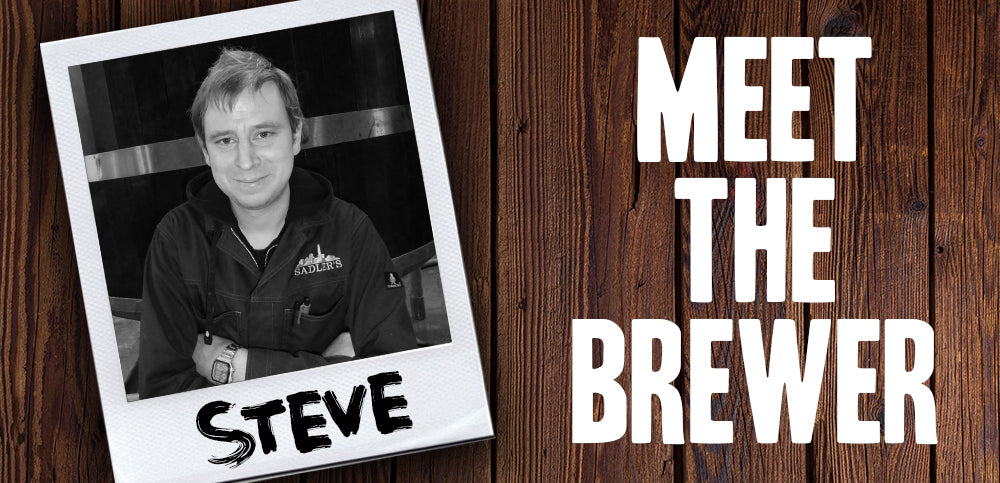 Meet the Brewer - Steve