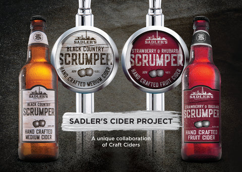 Sadler's Black Country Medium Scrumper (ABV 4.8%)