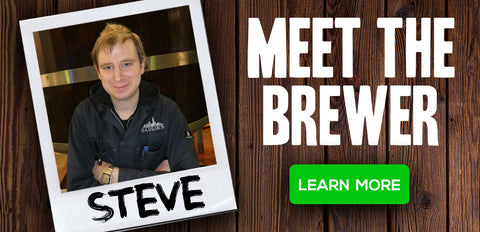 Meet the Brewer Steve at Sadler's Brewing Co.