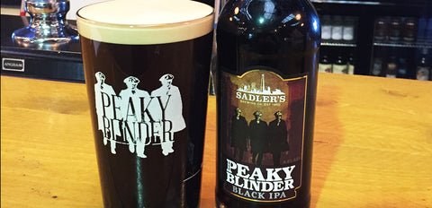 Peaaky Blinder Black IPA