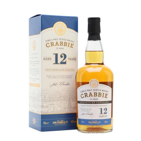 Crabbie 12yr old Whisky - thedropstore.com