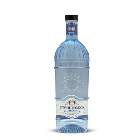 City of London Distillery Authentic Dry Gin - thedropstore.com