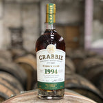 Crabbie 1994 25 Year Old Single Malt Scotch Whisky