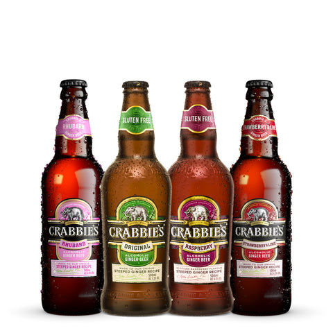 Crabbie's Ginger Beer Mixed Case