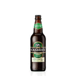 Crabbie's Ginger Beer 12x500ml - thedropstore.com
