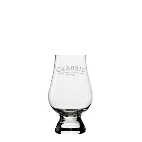 Crabbie Whisky Glass