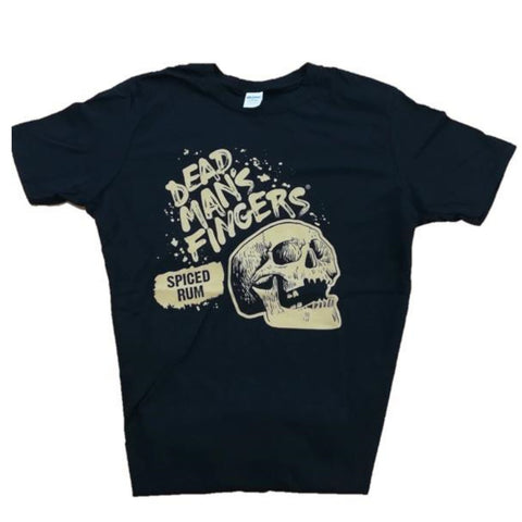 Dead Man's Fingers black Spiced T-Shirt
