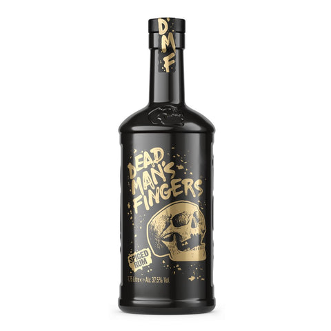 NEW - Dead Man's Fingers Spiced Rum Extra Large 1.75 Litre