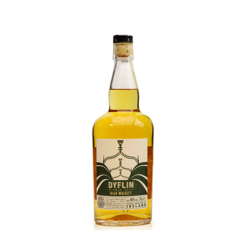 Dyflin Triple Distilled Single Malt Irish Whiskey