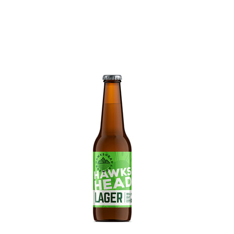 Hawkshead Lager 12 330ml Bottle Case