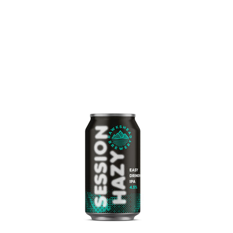 Hawkshead Session Hazy IPA 12 330ml Can Case