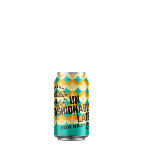 Hawkshead Unfashionably Late 12 330ml Can Case